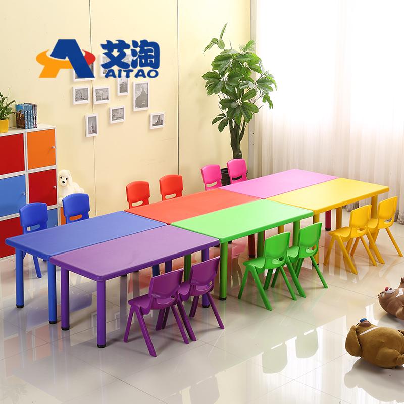 Детский сад столы и стулья ребенок стол установите ребенок игрушка стол полный пластик игра стол изучение письменный стол небольшой стул
