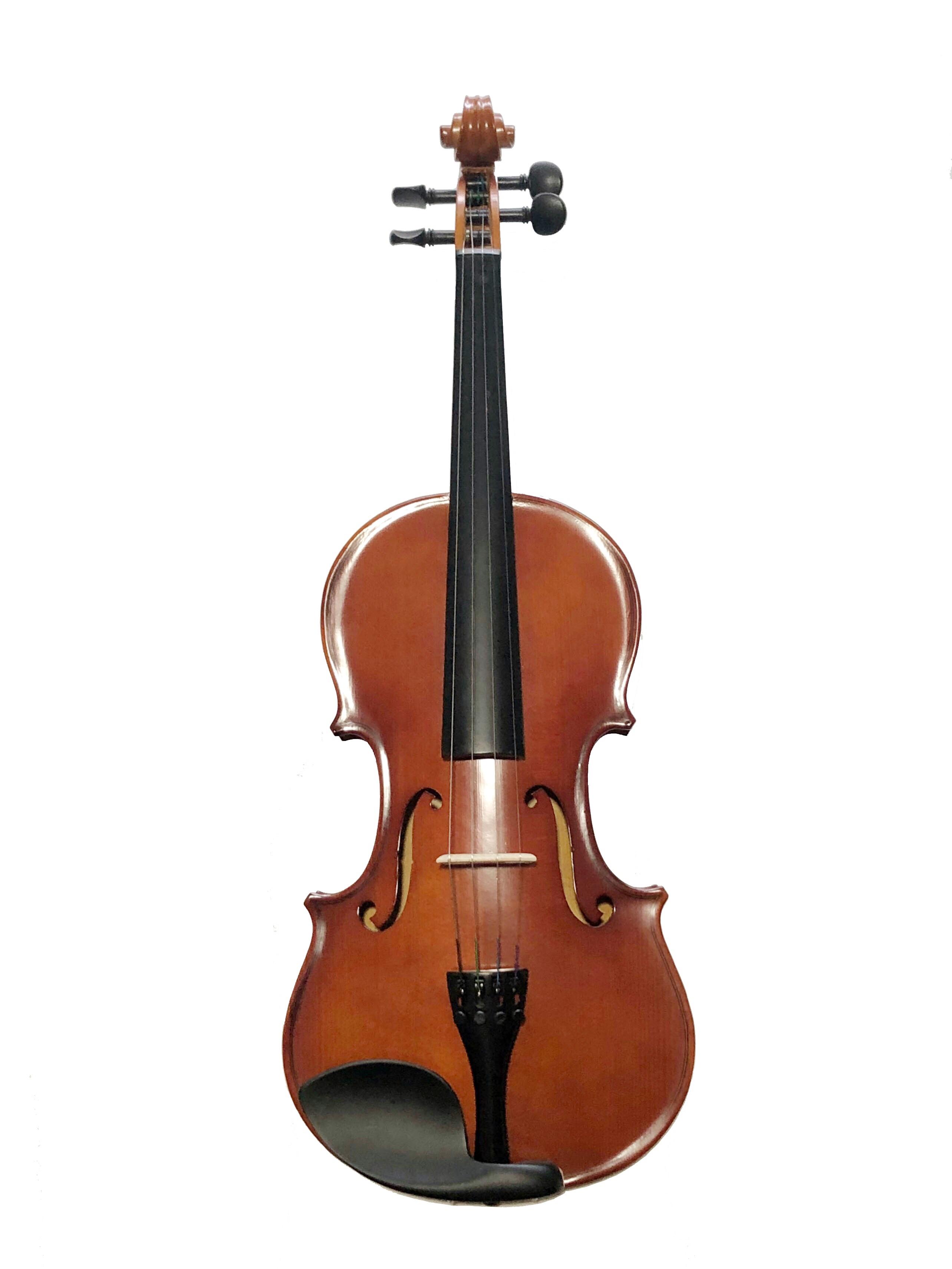 奥美堡RV205Y哑光仿古小提琴入门考级实木练习学生