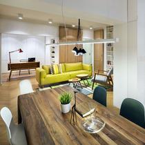 房屋室内家装装修设计师平面方案布置图北欧风格新旧房全屋纯设计