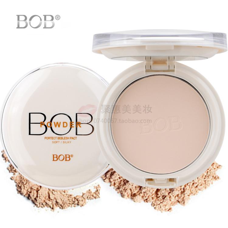 正品BOB光感恒采粉饼 遮瑕控油保湿美定妆修容干粉裸妆专柜彩妆