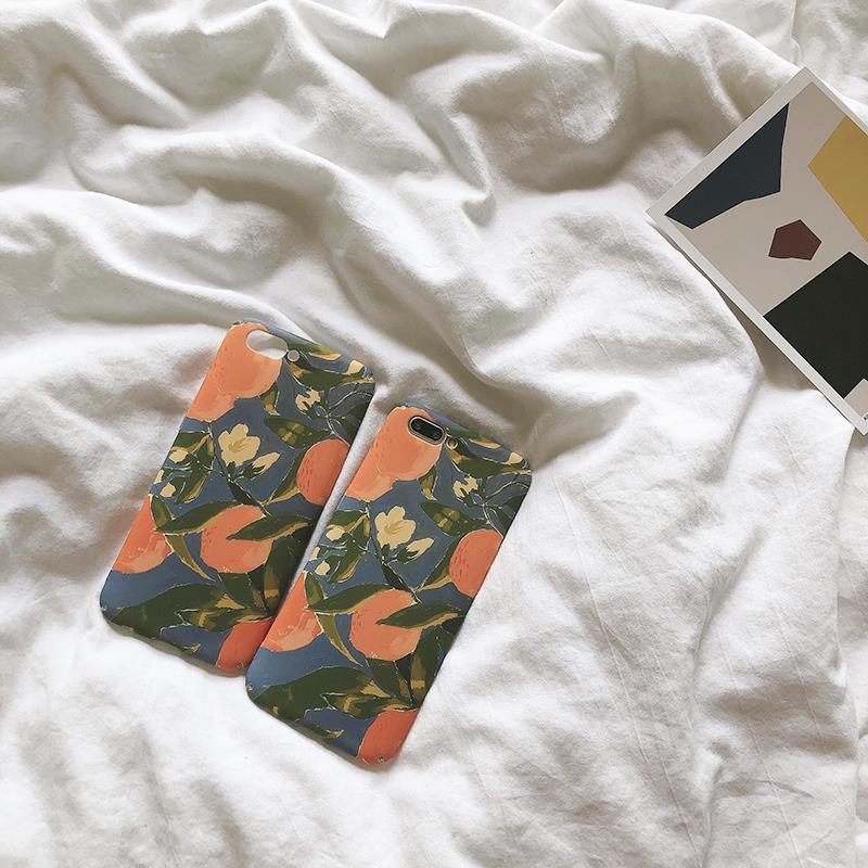 橘红桃vivoz5x x27 x23男女手机壳包邮