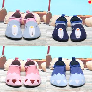 男女 家庭亲子泰国拖漂流鞋 儿童沙滩袜子鞋 防滑软底游泳浮潜涉水鞋
