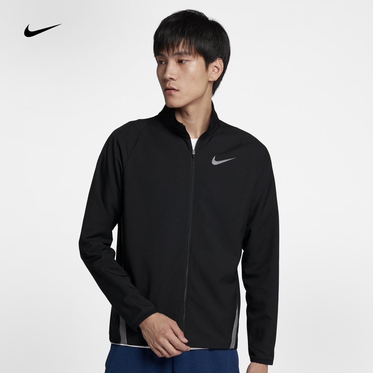 Nike耐克外套男秋季短款男子保暖运动夹克外套928011-01012月01日最新优惠