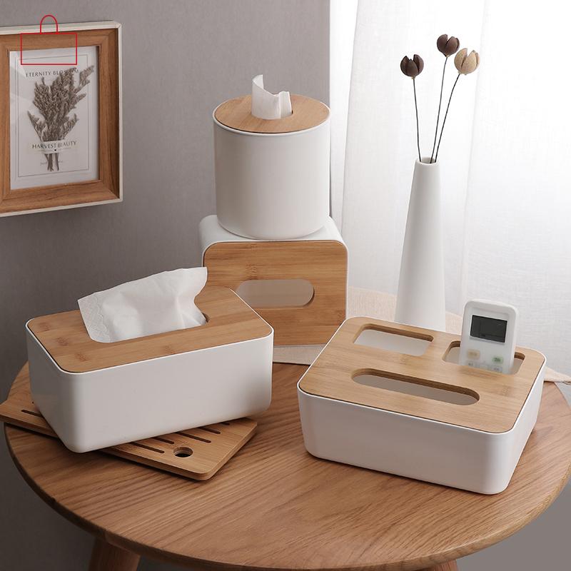 Японский бамбук ткань гостиная кофейный столик простой многофункциональный пульт насосные хранение домой домой рулон трубка