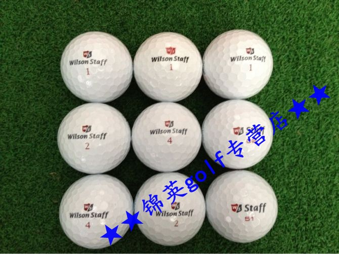 Wilson WELSON Golf super value hot sale 80% new 2s 3 layers full 200 yuan minus 5 yuan free mail