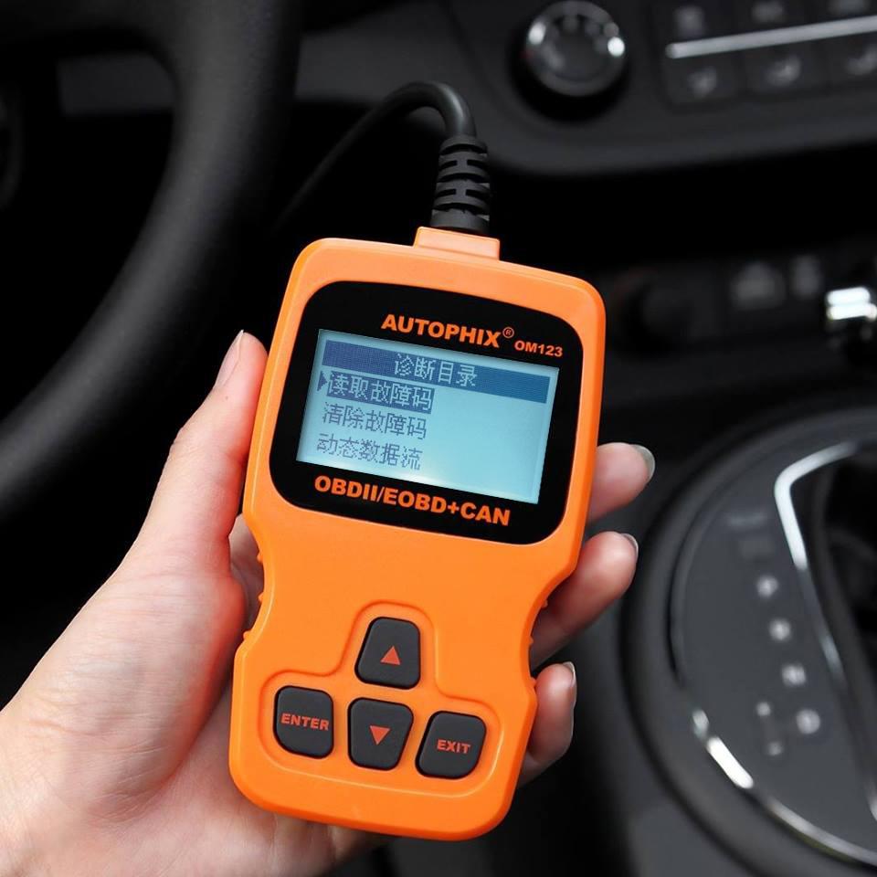OM123 автомобиль консультация перерыв обнаружить инструмент OBD привод компьютер декодирование устройство двигатель поэтому барьер свет ясно кроме инструмент
