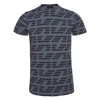 Emporio Armani armani EA мужской мужской 19 новая весна и лето модель футболки короткий рукав T футболки  97268, цена 7700 руб