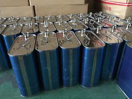 加厚不锈钢汽油桶20升30升不锈钢柴油桶加油壶溶剂桶备用油箱图片