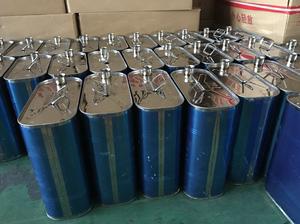加厚不锈钢汽油桶20升30升不锈钢柴油桶加油壶溶剂桶备用油箱