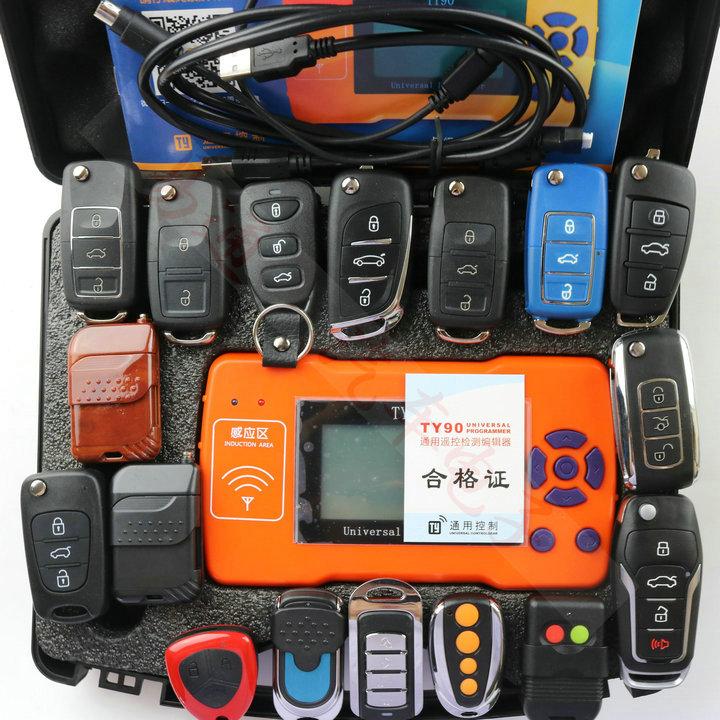 TY90子机 TY90通用遥控编辑器TY90遥控器 ty90遥控子机 B5款子机