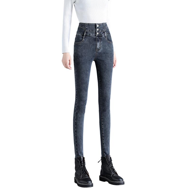高腰小脚夏2021年春秋新款铅笔裤子值得购买吗