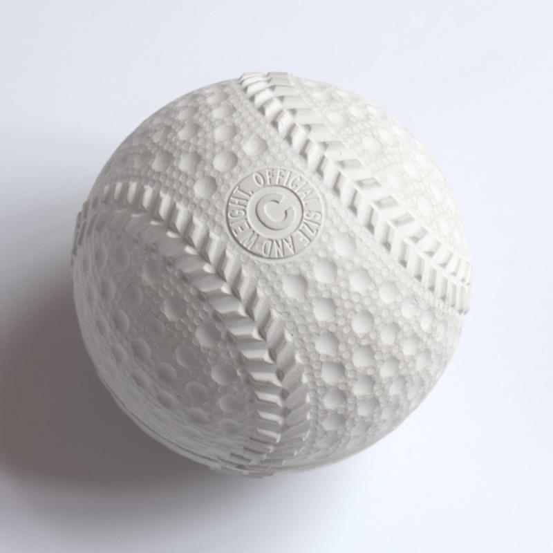 【棒球老字号】标准比赛用日式空心橡胶棒球高级软式棒球A/B/C球