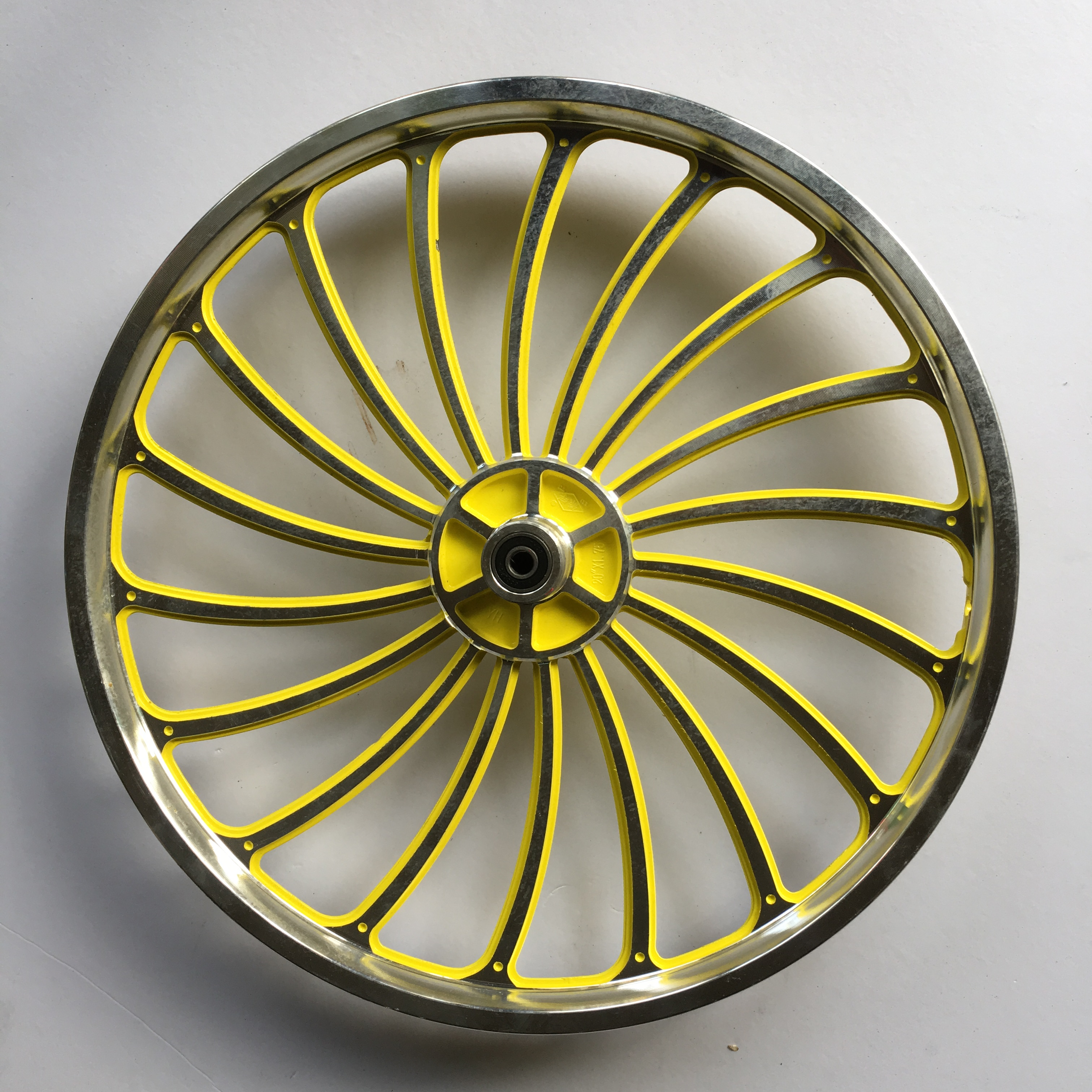 Заумный престиж специальный велосипед 24/22 колесо круг до становиться круглый трубка шина все заумный престиж специальный вращать (крутить колесо) модель подлинный