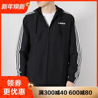 Ветровки,  Adidas adidas  19 новая весна товары мужские сын спортивный досуг закрытый куртка пальто DW4600, цена 3519 руб