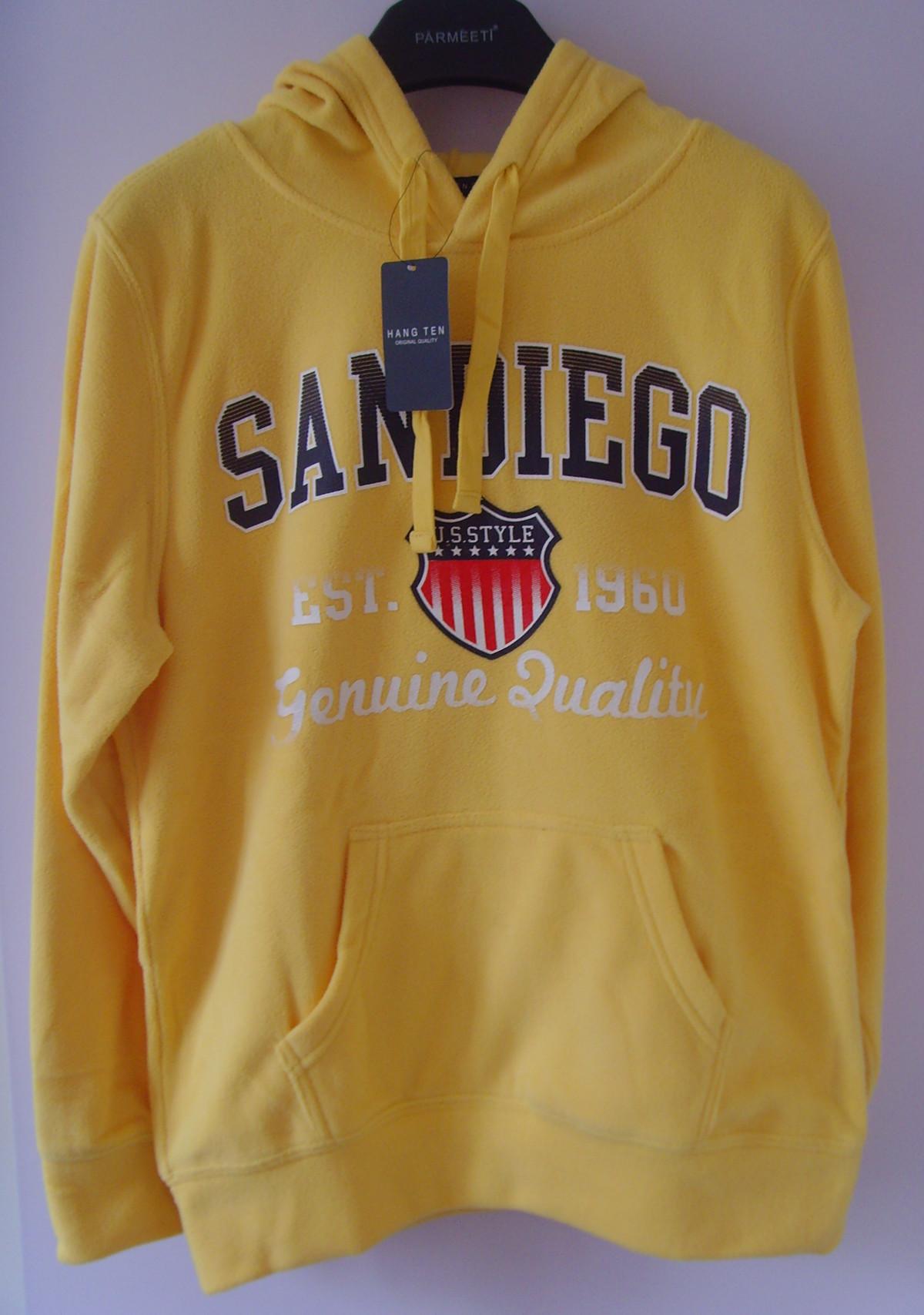 Внешняя торговля выход сша мужской спортивный досуг шерсть свитер флис закрытый размер жир