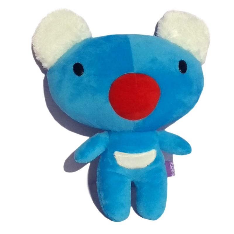 漫舞东金日本Penelope贝贝生活日记蓝色小考拉毛绒公仔玩手偶玩具