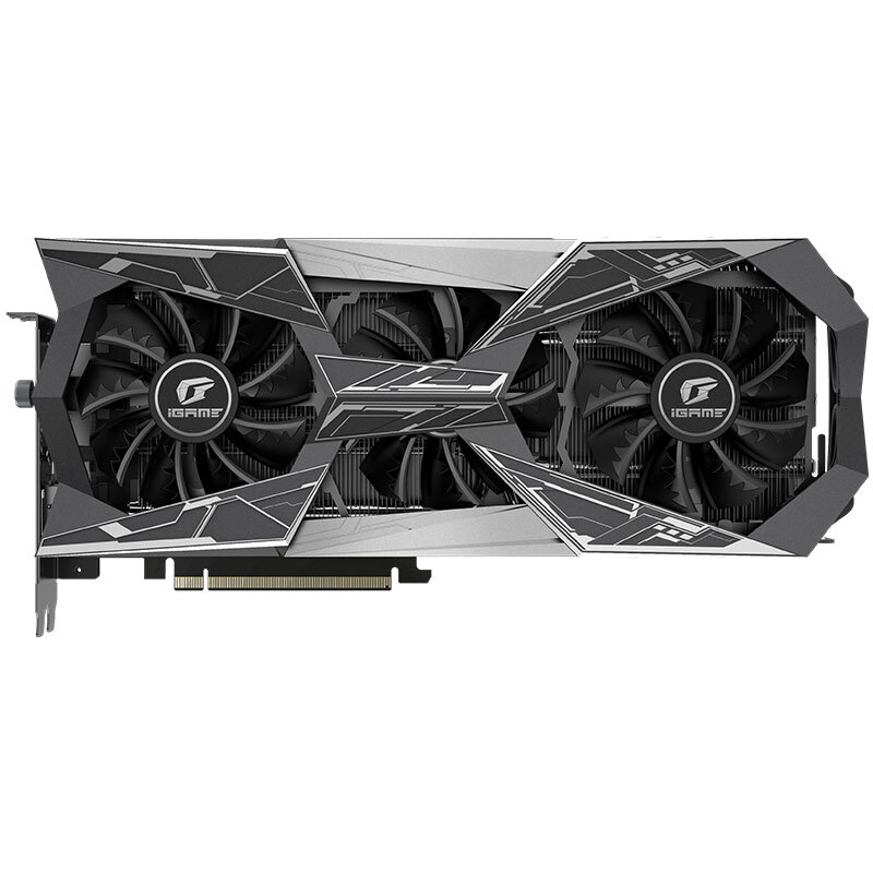 七彩虹Colorful iGame GeForce RTX 2080Ti Vulcan X OC游戏显卡