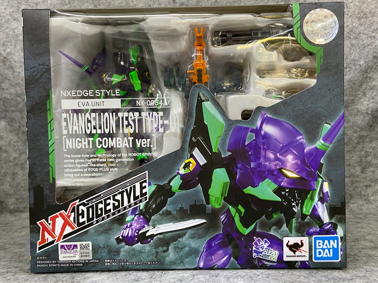Special price spot price 10000 generation nxedge NX new century evangelical fighter EVA first aircraft night combat