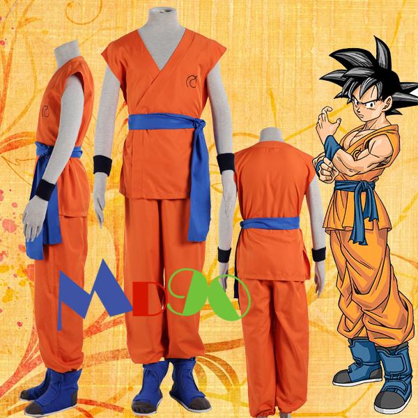 [Mandong] Cosplay clothes cos clothes seven Dragon Balls - Monkey King special training clothes generation 4 - Dragon Ball super