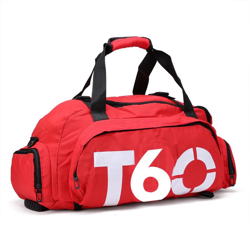 运动包男女健身包鞋位干湿分离手提旅行包大容量足球篮球训练背包