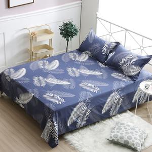 床单1.5 m件100%纯棉斜纹全棉布