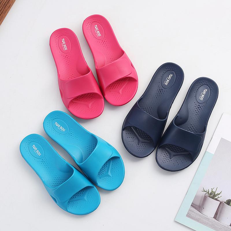 中国台湾进口全新第五代家居室内轻便拖鞋静音舒适地板拖鞋