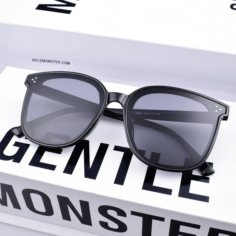 2020新款gm墨镜韩版网红眼镜男女同款时尚ins太阳镜偏光镜
