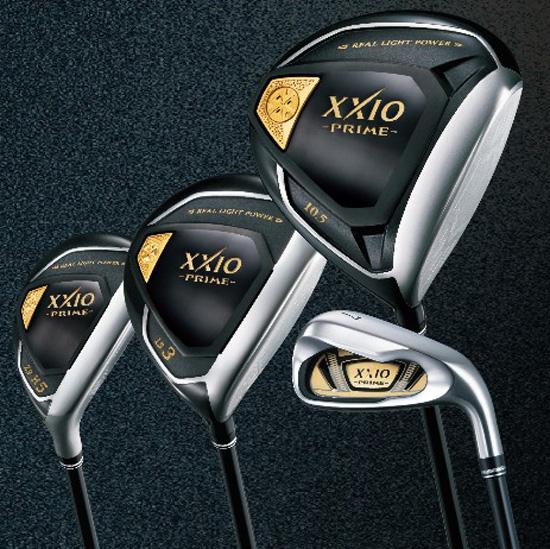 高尔夫球杆 XXIO男士新款SP1000碳素套杆Prime全套xx10男杆