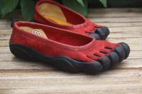 限时吐血价正品五指鞋 真皮男女攀岩鞋个性五指跑步鞋分趾运动鞋