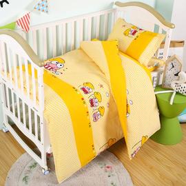 儿童幼儿园被子三件套纯棉宝宝午睡被被褥专用被套六件套床上用品