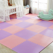 Ming De foam cushion mat jigsaw baby crawl pad child bedroom tatami mosaic anti-skid pad