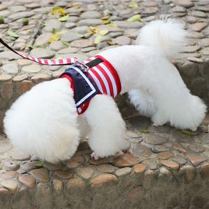 小狗狗牵引绳胸背带狗链子泰迪小型犬遛狗绳子项圈贵宾宠物牵引带