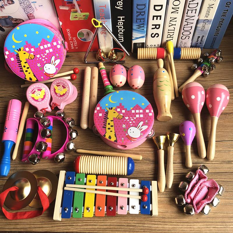 Наборы музыкальных инструментов для детей Артикул 574003347044