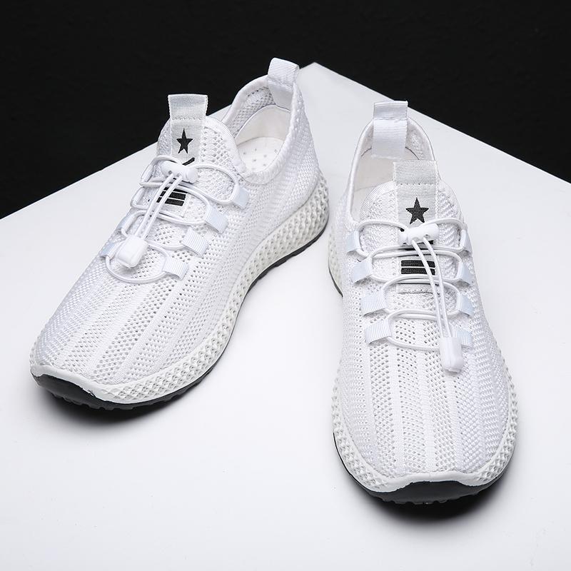 透气鞋子男网布鞋潮鞋软底春季跑步鞋防臭夏天网鞋男鞋轻便网眼鞋