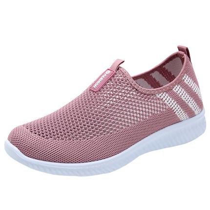 夏季老北京女网鞋软底透气网眼布鞋