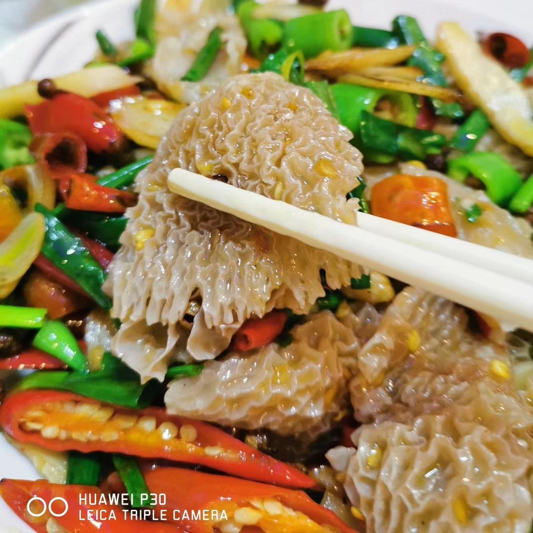 ツヤヤメの胃袋500 g蜀南竹アヤヤ蓋菜食仏家竹毛腹純素食材鍋材料