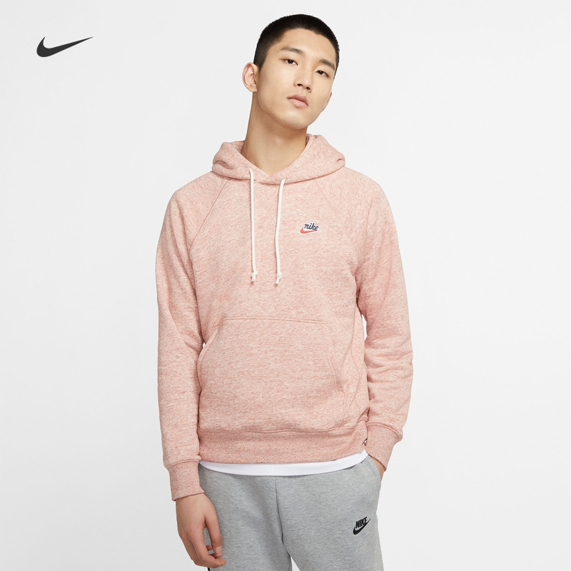 Nike Nike official sportswear helitage men's Pullover Hoodie new sweater cn9684