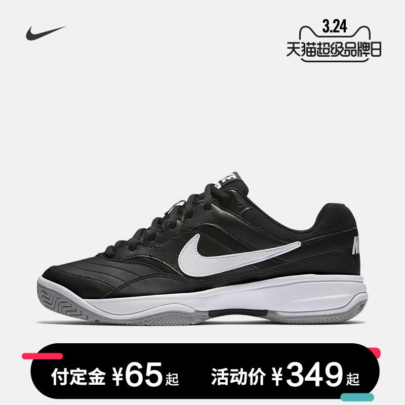 Nike nike официальный NIKE COURT LITE человек теннис спортивной обуви 845021