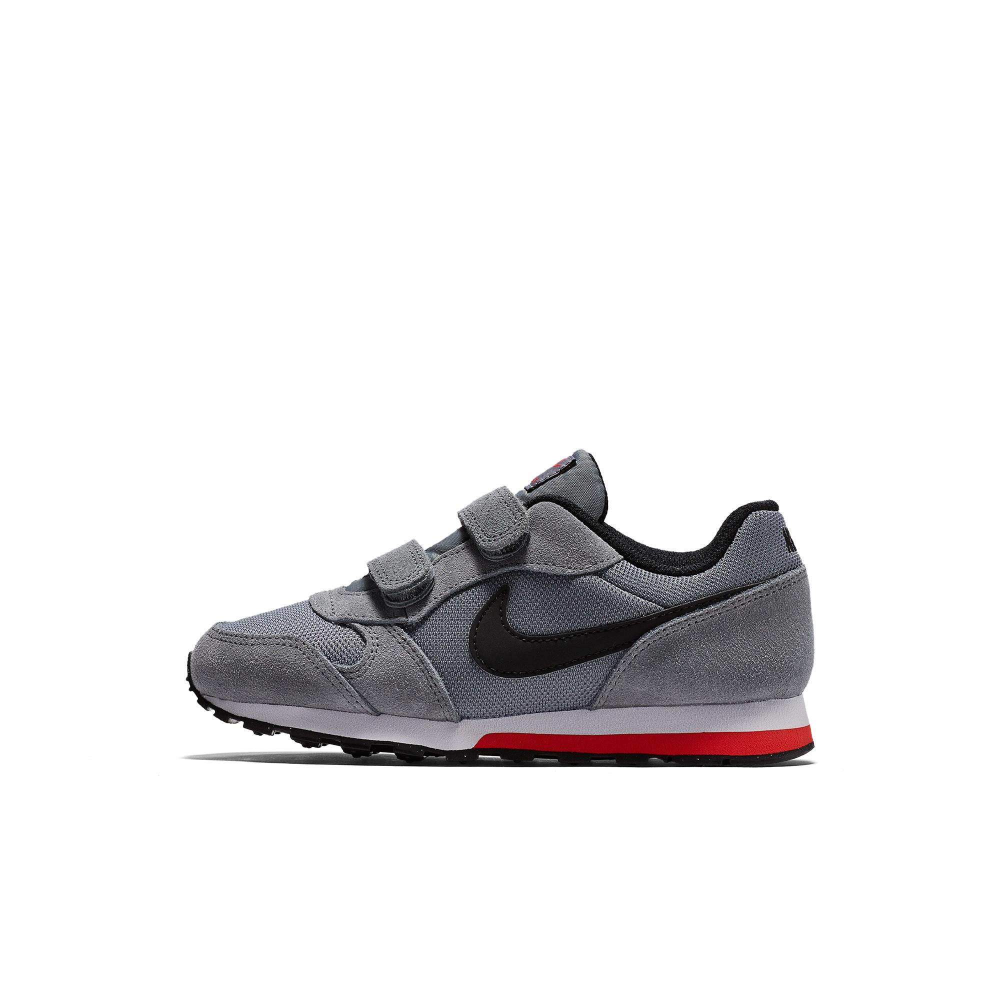 Nike 耐克官方 NIKE MD RUNNER 2 幼童 童鞋 807317