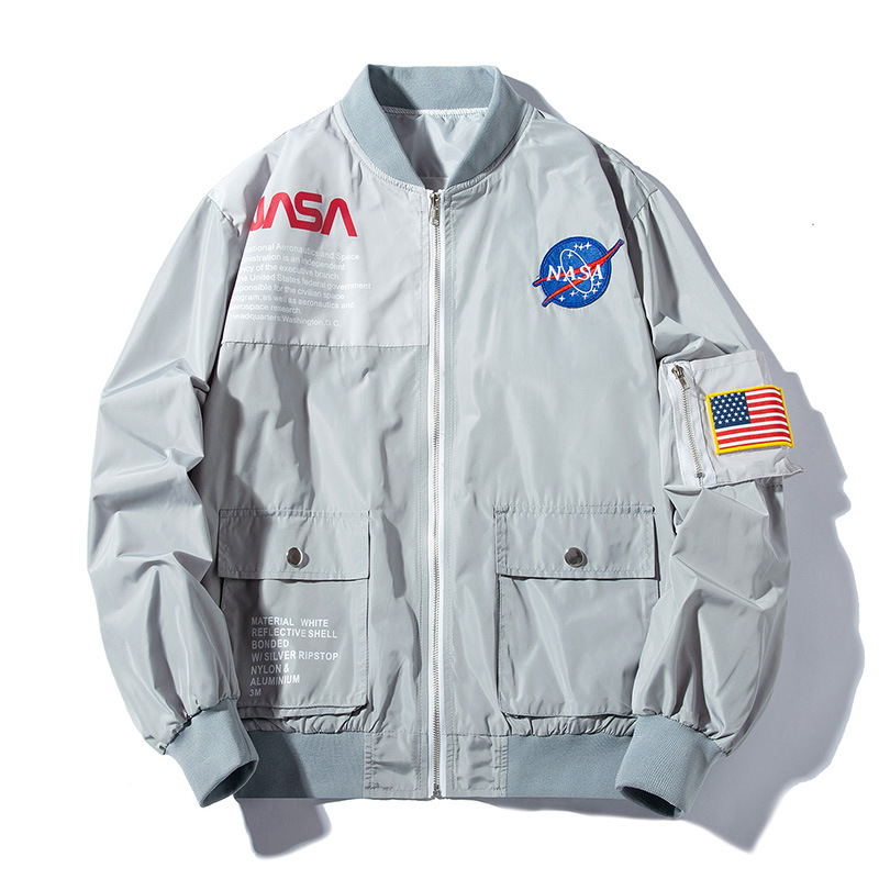 New pilots jacket in autumn and winter of 2019