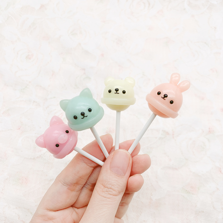 Miniature food and game lollipop baby with bjd6:8:12 ob11 cloth scene Photo Props