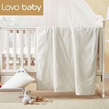 カスタムメイドのベッドのクラッシュ周辺B&B 4人の幼児や子供のlovobabyベビーベッドの製品ファミリときフェンス