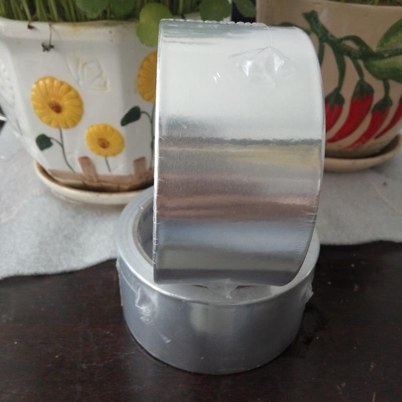 铝箔胶带耐高温胶带水管密封防水胶带油烟机胶带太阳能胶带包邮