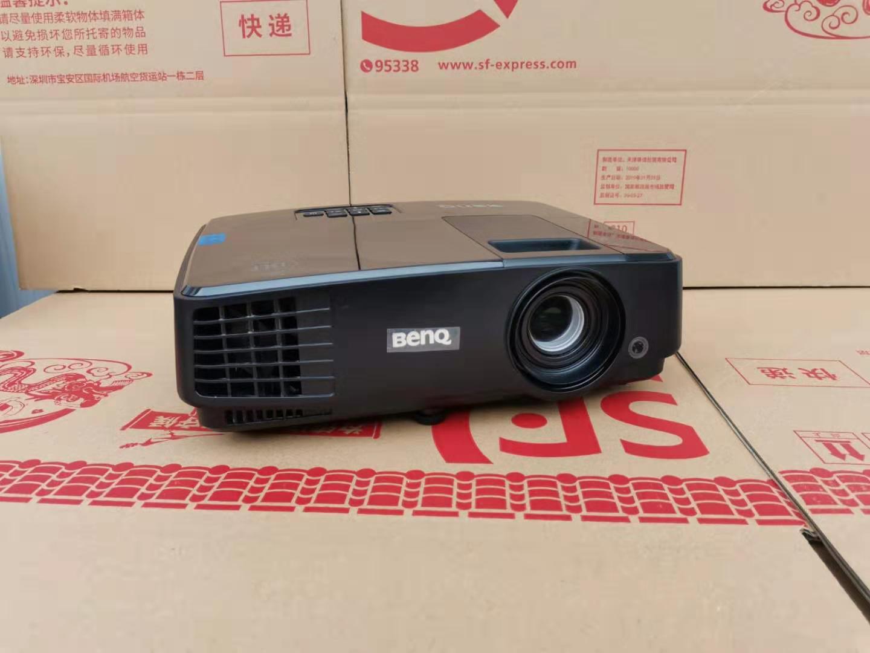10-18新券二手投影机明基MS3081家用手机1080P3D高清无线wifi短焦投影仪