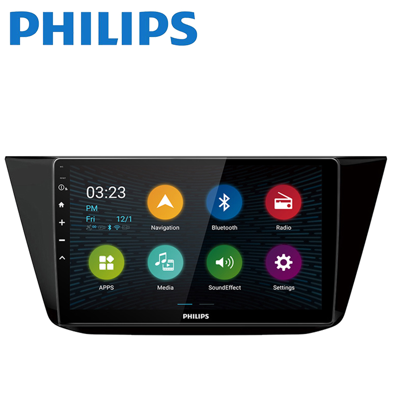 Philips Volkswagen Bora Speedo Lang yimaiteng car center control large screen vehicle navigation reversing image integrated machine