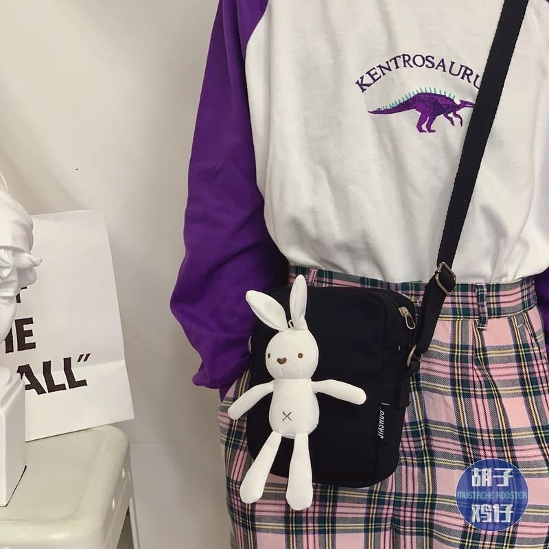 Lolita bag dark Department with Lolitas bag soft girl Japanese department versatile Lolita girl cute rabbit student