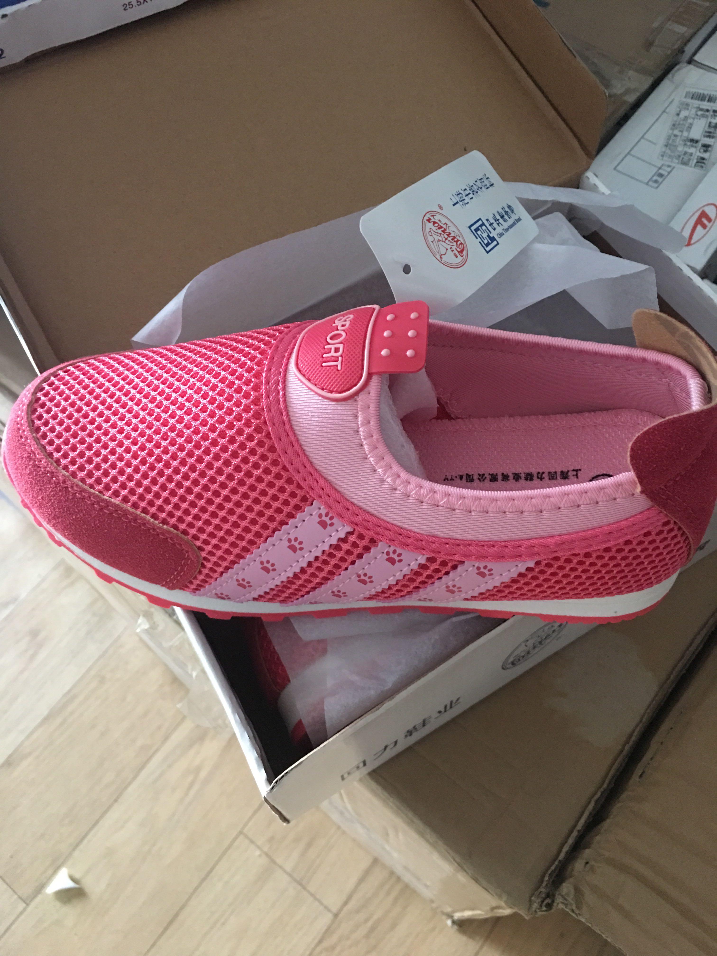 男女童鞋春秋夏旅游鞋运动鞋透气网鞋正品特价