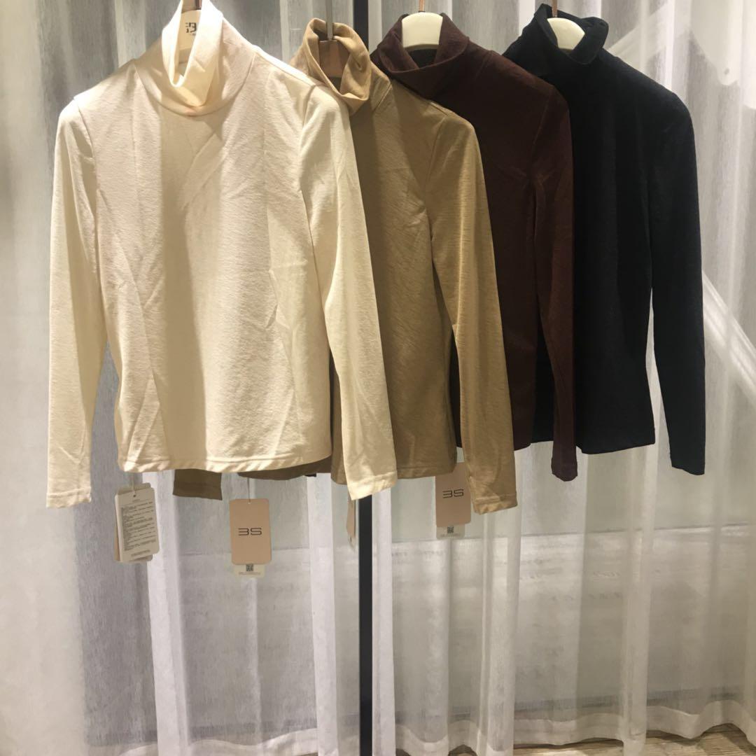 SSS2018秋季新款小衫A5SP001