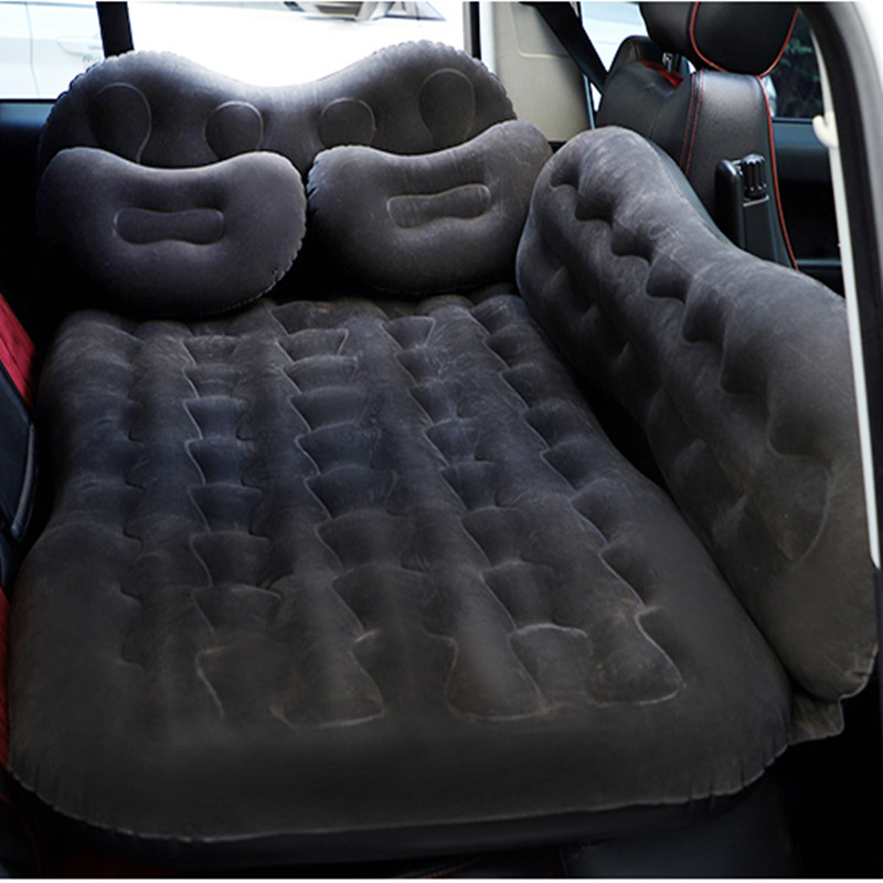 越野车载加厚充气床长途自驾游户外旅游随车装备汽车用品儿童睡垫