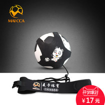 Ball bag with ball player soccer training cyclotron primary and secondary school children football training Equipment